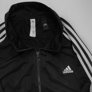 Adidas Whree Striped Iconic Tricot Jacket